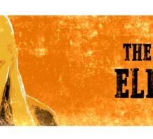 The Man The Elf The Dwarf Sticker