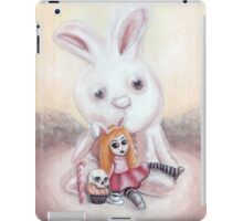 Ester and Bunny iPad Case/Skin