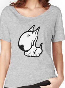 Odie English Bull Terrier Women's Relaxed Fit T-Shirt