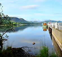 Ullswater Ferry  by mikebov