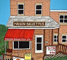 Maison Baguettes by Shulie1