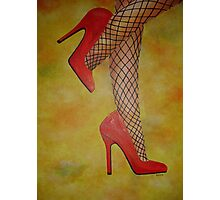 Goody Two Shoes Photographic Print