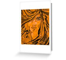 Spicy Jane Greeting Card
