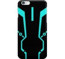 Blue Tronic iPhone Case/Skin