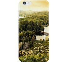 Outside Coquille, Oregon.....Heading South on 101..drive by iPhone Case/Skin