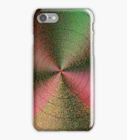 Ascrobic Acid under the Microscope iPhone Case/Skin