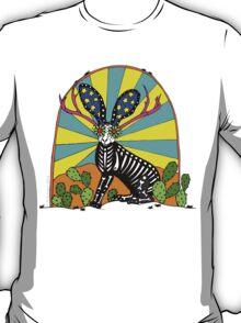 The Mythical Texas Jackalope T-Shirt