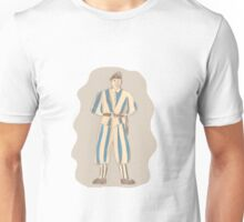 Swiss Guard Standing Sketch Unisex T-Shirt