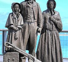 Respect each other, for we are all Emigrants by Larry Lingard-Davis