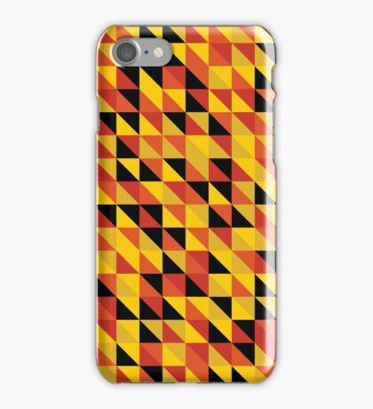 """Monarch"" Pattern v1 iPhone Case/Skin"