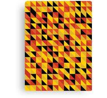 """Monarch"" Pattern v1 Canvas Print"