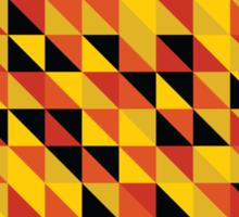 """Monarch"" Pattern v1 Sticker"
