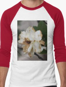 Dying Flower Men's Baseball ¾ T-Shirt