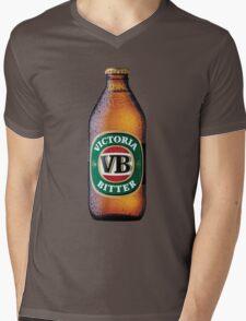 VB Beer Bottle Mens V-Neck T-Shirt