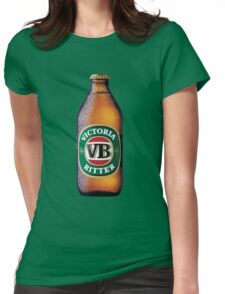 VB Beer Bottle Womens Fitted T-Shirt