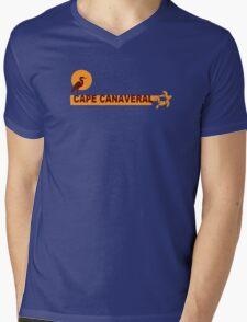 Cape Canaveral. Mens V-Neck T-Shirt