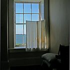 Window in old fort by al holliday