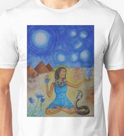 The Goddess Isis Unisex T-Shirt