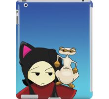 Fuzzy Lump Cover iPad Case/Skin