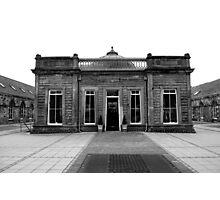 The Glasshouse Photographic Print