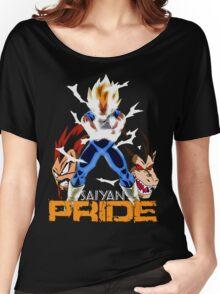 Saiyan Pride Women's Relaxed Fit T-Shirt