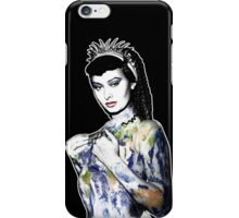 "Title: ""Slave Queen"" Sophia Loren, Sexy, Two Nights With Cleopatra, Earth Goddess. iPhone Case/Skin"