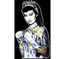 "Title: ""Slave Queen"" Sophia Loren, Sexy, Two Nights With Cleopatra, Earth Goddess. Photographic Print"