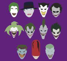 The Jokers - Batman by Ebonrook