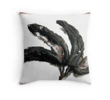 My future is no longer a reality, but an unused vision from my past. Throw Pillow