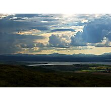 Looking to Inch Island, County Donegal Photographic Print