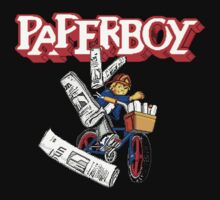 PaperBoy. by protestall