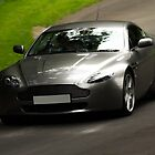 Aston Martin Vantage by Martyn Franklin