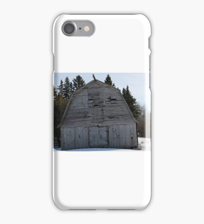Old Barns 1 iPhone Case/Skin