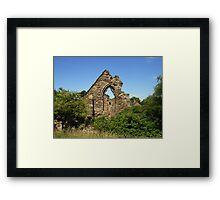 Hemington Church Framed Print