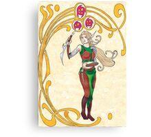 Elf Rogue Canvas Print