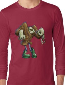 wanna see some pupas? Long Sleeve T-Shirt