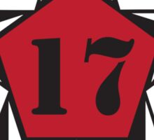 Dee Klairs War #17 Sticker