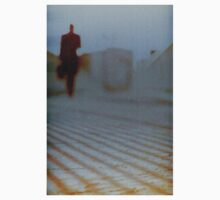Man walking in city analog 35mm Lomo Smena vintage photo Kids Clothes