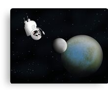 Little guy lost in space chapter 2 Canvas Print