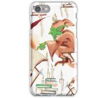 Goblin Scholar iPhone Case/Skin