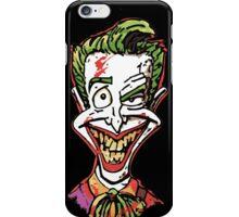 Joker Illustration iPhone Case/Skin