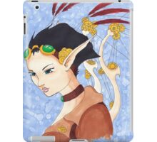 SteamPunk Farie iPad Case/Skin