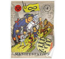 Manifestation - from The Marvelous Oracle of Oz Poster