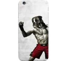 The boxer fighter iPhone Case/Skin
