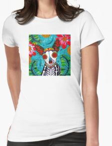 Chihuahua I Womens Fitted T-Shirt