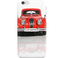 Wedding Car iPhone Case/Skin