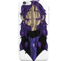 Flowergirl Willow iPhone Case/Skin
