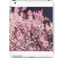 Pollination  iPad Case/Skin