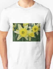 Spring flowers without showers T-Shirt
