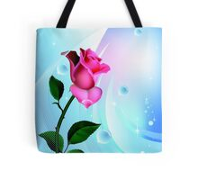 Sea Rose Tote Bag